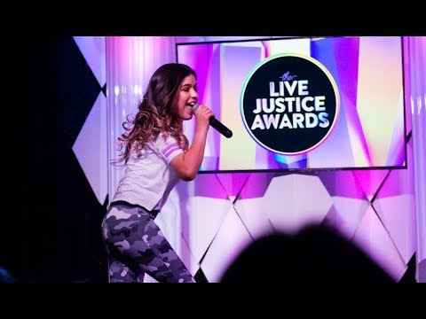 SOPHIA GRACE SINGS  WHY U MAD  Live Performance