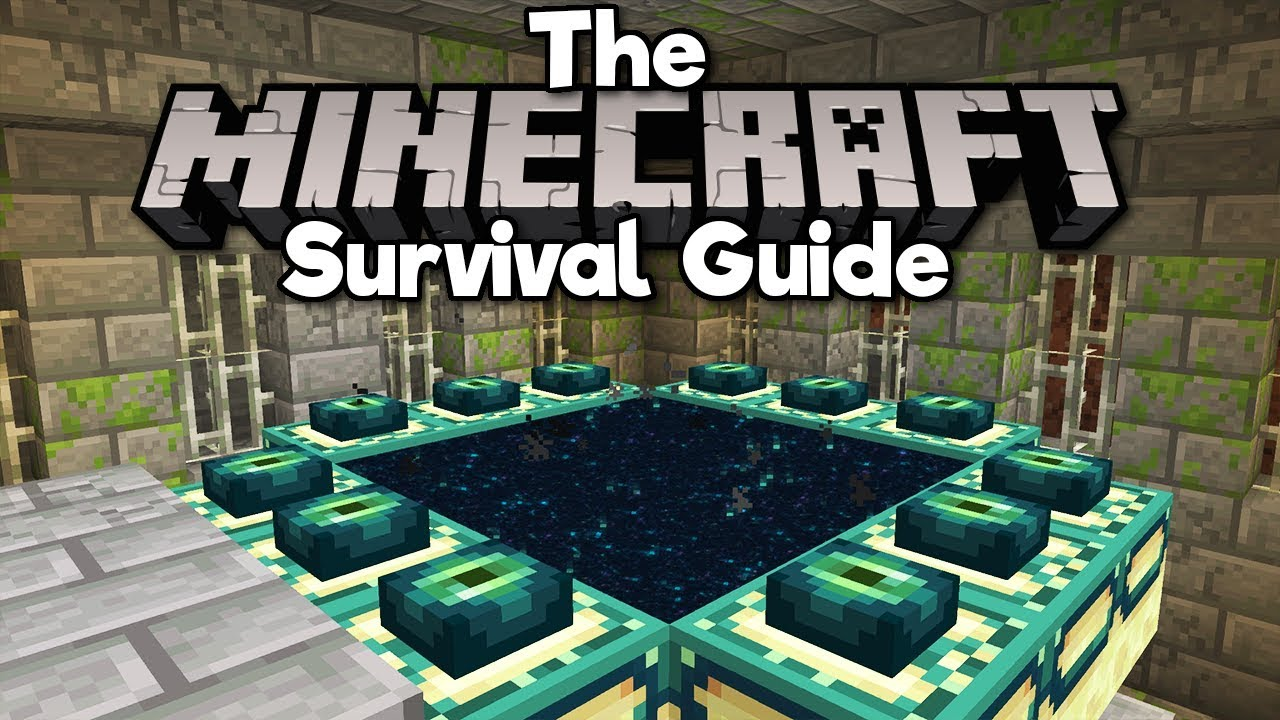Where To Find The OTHER Strongholds! ▫ The Minecraft Survival Guide (Tutorial Lets Play) [Part 187]