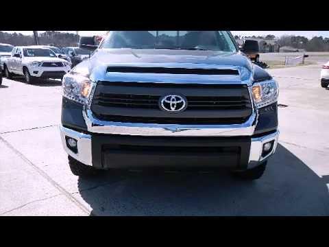 John Oneil Johnson Toyota >> 2014 Toyota Tundra SR5 4.6L V8 in Meridian, MS 39301 - YouTube