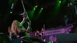 Iron Maiden - Hallowed Be Thy Name (Live At Ullevi, Sweden)