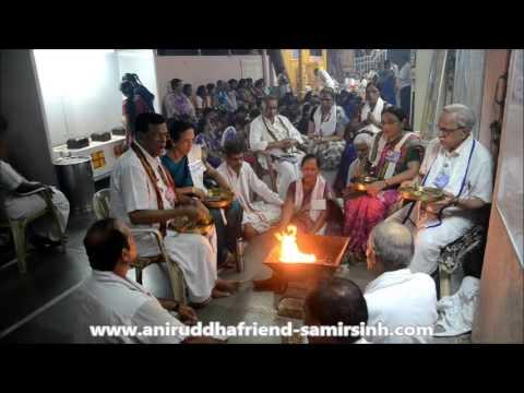 Aniruddha Bapu - Shree Dattamala Kaivalya Yag at Shree Aniruddha Gurukshetram -  13 May 2017