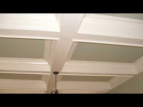 Ceiling Paint Ideas for Living Room at Home