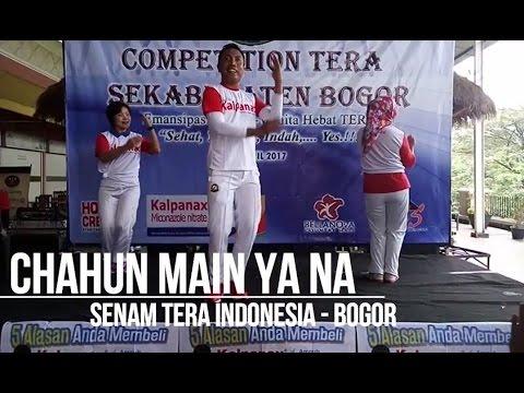 CHAHUN MAIN YA NAA Senam Tera Indonesia Bogor