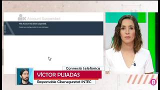 INTEC habla sobre phishing en IB3 TV