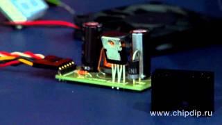 видео Регулируемый стабилизатор переменного напряжения