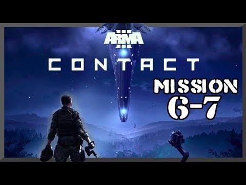 Repeat mission 3 - CLOSE ENCOUNTERS - Arma 3 CONTACT DLC