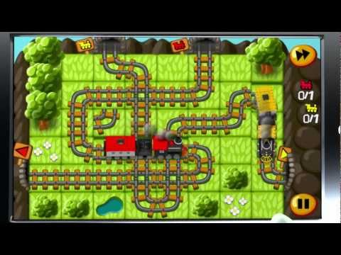 Traintiles gameplay trailer