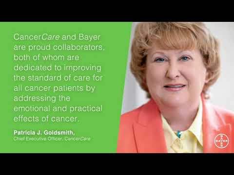 CancerCare's 31 Annual Festival of Hope Gala Video Honoring Bayer