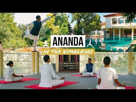 Ananda In The Himalayas: Luxury Ayurveda & Yoga Spa Resort INDIA