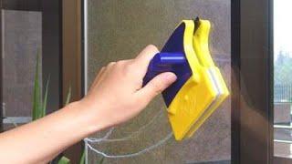 видео Как помыть окна и почистить оконные решетки
