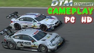 DTM Experience Gameplay PC HD
