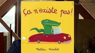 Matthieu Maudet, illustrateur de Un enfant parfait, texte de Michael Escoffier