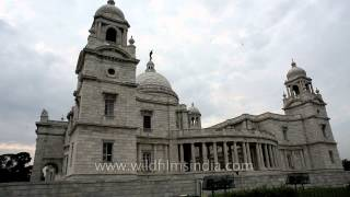 Victoria Memorial - A Building Dedicated To Queen Victoria