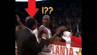 Michael Jordan really HATES Isiah Thomas even during 2003 All Star Game