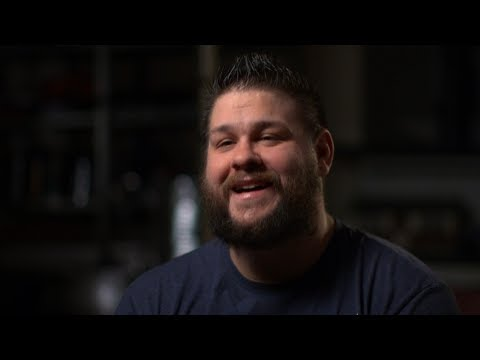Thumbnail: Kevin Owens credits his family for his success (WWE Network Exclusive)
