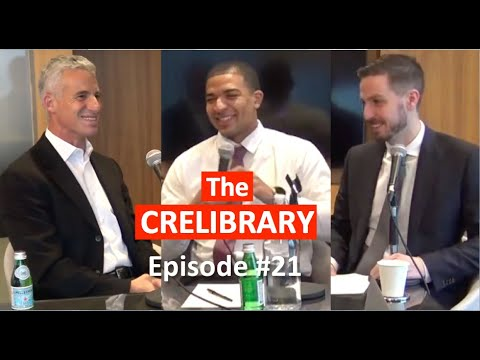 Canderel CEO Brett Miller on Leading Organizations | CRELIBRARY Episode #21
