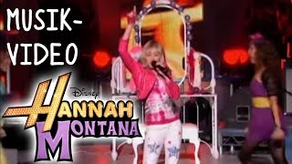 Hannah Montana - Supergirl - Musikvideo