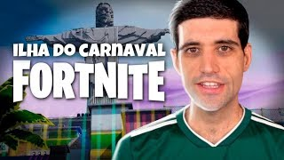 Fortnite in Carnival, name of God of War and Nintendo in virtual reality