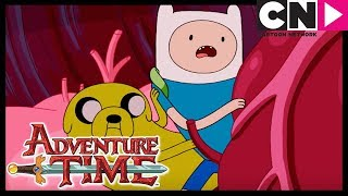 Adventure Time | Belly Of The Beast | Cartoon Network
