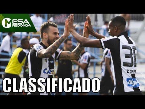 Santos Vence O Santo André (26/03/17) - Mesa Redonda