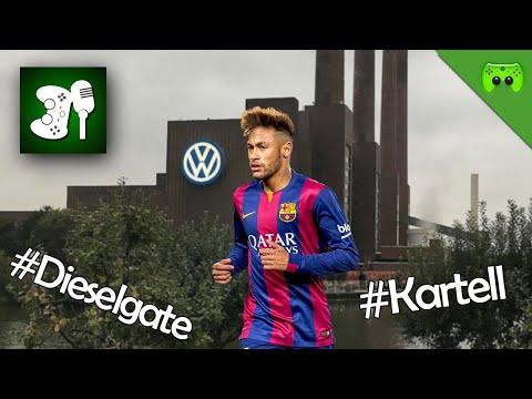 Neymar, 222 Mio. und Dieselgate 🎮 PietCast #127