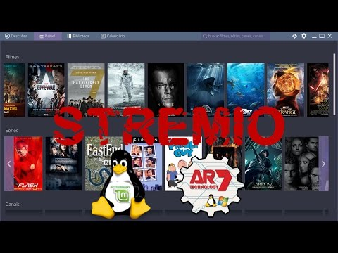 Install Stremio on Linux Mint 18.1 Ubuntu and derivatives