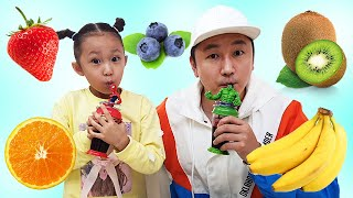 Color Fruit Song By LoveStar | Nursery rhymes & Kids song
