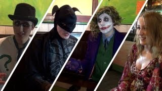 Batman Speed Dating - Midnight Coffee Studios