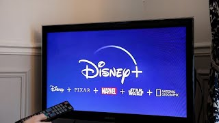 Disney+ Goes Live Entering the Streaming Wars