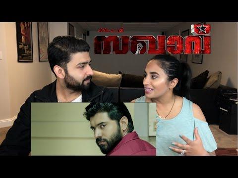 Sakhavu Trailer Reaction | Nivin Pauly | Reaction by RajDeep