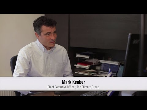 Mark Kenber, CEO, The Climate Group