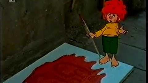 Pumuckls Abenteuer - 11. Pumuckls rotes Bild