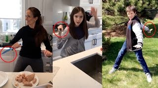 THIS NEEDS TO STOP!! - Craziest Family Moments