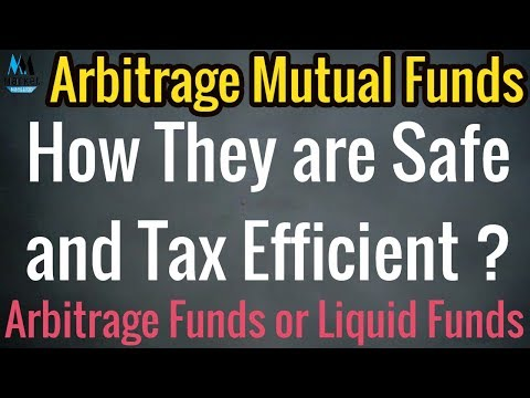 What is Arbitrage Mutual Funds ? ||Liquid funds or Arbitrage Funds||Should you Buy Arbitrage Funds