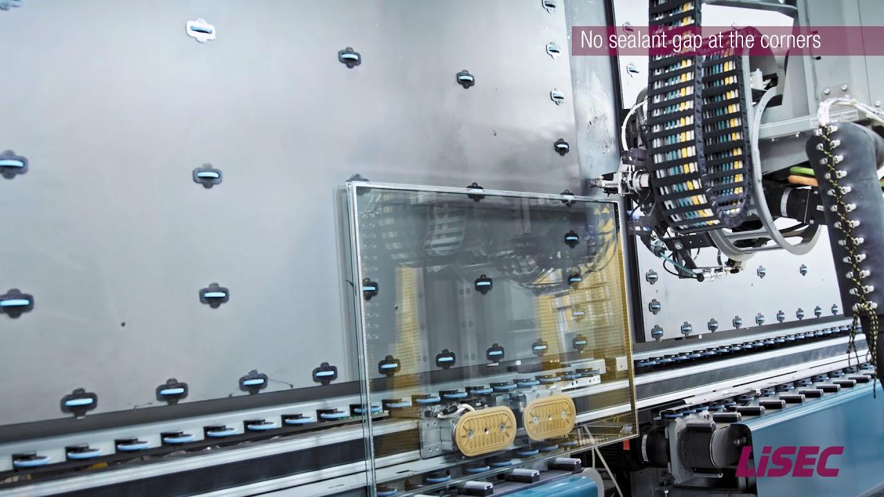 Velocity Plus - The world's fastest insulating glass line (English)