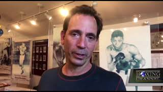 Tom Loeffler Talks About the Canelo vs. Golovkin Rematch