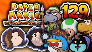 Paper Mario TTYD: So Many Voices - PART 129 - Game Grumps