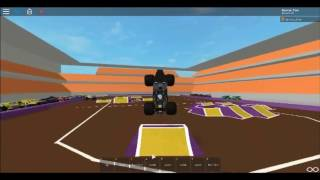 Roblox Monster Jam Commentary #41 (Duncan Tave)