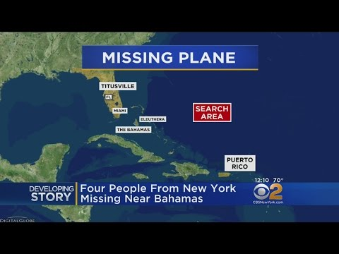 4 People From Manhattan Missing Near Bahamas