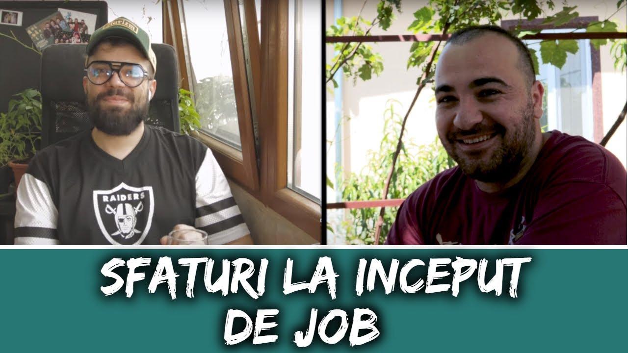 Drink IT Podcast #13 | Cum recomandam sa incepi primele zile ale unui job? 👍