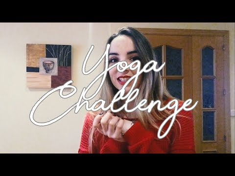 YOGA CHALLENGE EN PAREJA! 2018- Celia Manzano & Sara Valencia