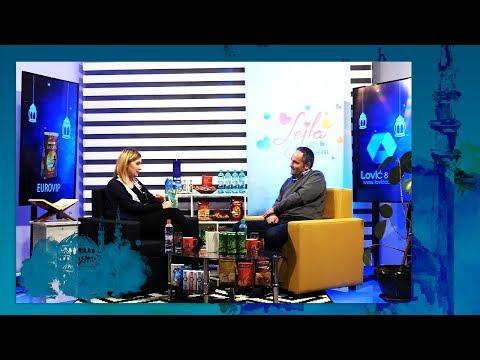 Pred iftar - Mirsad Bakalović, Ramazan u Domu penzionera Tuzla - 17.05.2019.