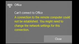 FIX Windows 10 VPN - Can't connect to VPN