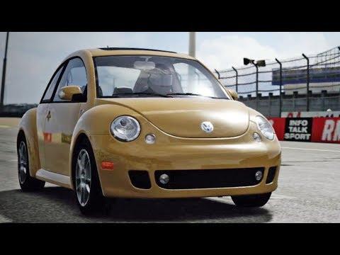 Forza Motorsport 4 - Volkswagen Beetle 2004 - Test Drive Gameplay (HD) [1080p60FPS]