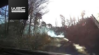 WRC - Rallye Monte-Carlo 2018: Highlights Stages 14-15