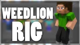 Tuto C4D [Francais] :WeedLion Rig v4 !