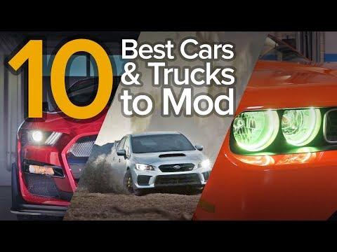 Top 10 Best Cars to Modify – The Short List » AutoGuide com News