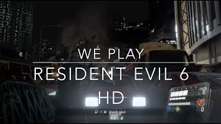 Resident Evil 6 HD  HD Zombies and Gore!