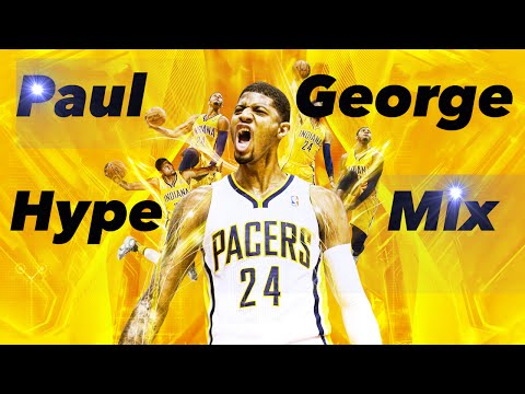 "Paul George Brutal Mix - ""Put On"" For My City HD"
