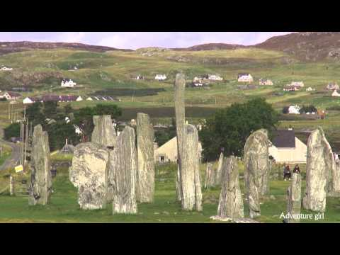 From Uig to Callanish, Scotland